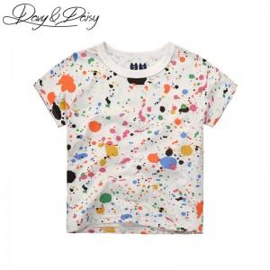 DAVYDAISY-2-8Y-font-b-Boys-b-font-Children-T-font-b-Shirt-b-font-Summer